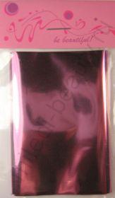 Фольга для дизайна №08 Светло-розовая, Размер - 7 см х 1 м