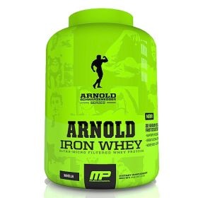 MusclePharm Arnold Series Iron Whey (2,2 кг.)
