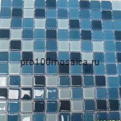 Sea wave-1  Мозаика серия CRYSTAL,  размер, мм: 300*300