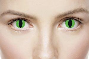 Линзы зеленые (2 шт)