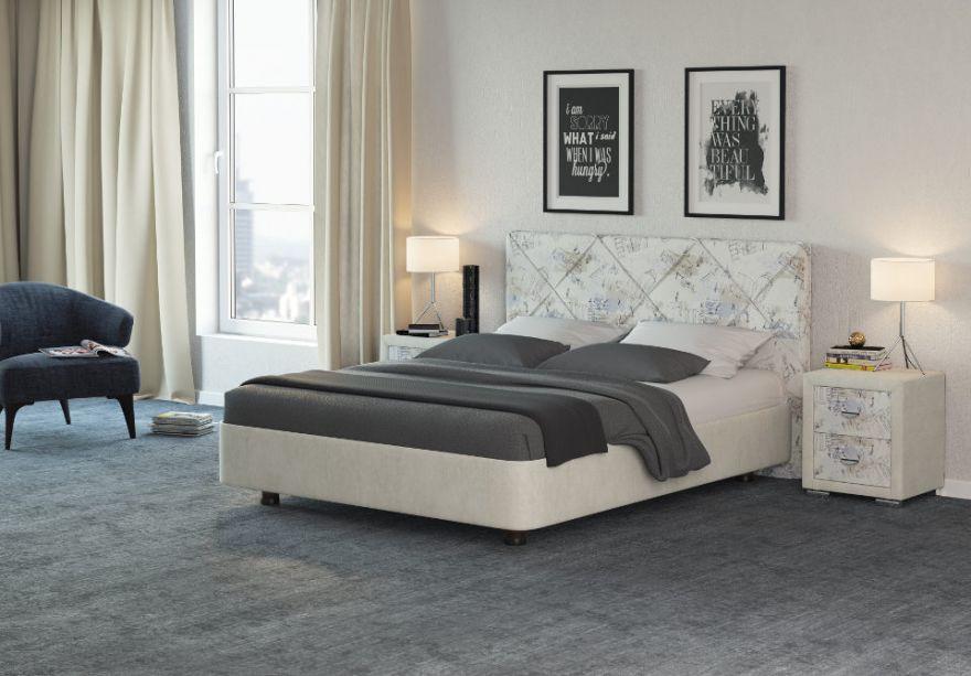 Кровать Rocky 1   Орматек