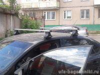 Багажник на крышу Ford Mondeo, Атлант, прямоугольные дуги