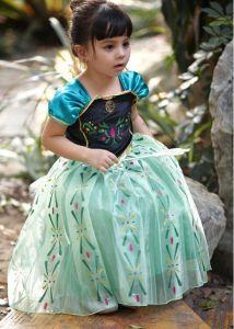 Платье Анны холодное сердце 110