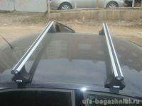 Багажник на крышу Chery Fora / Vortex Estina, Атлант, аэродинамические дуги