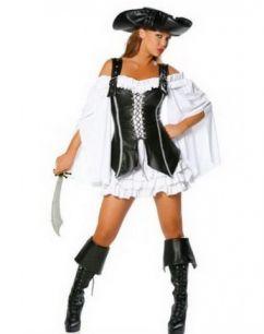 Женский костюм пирата