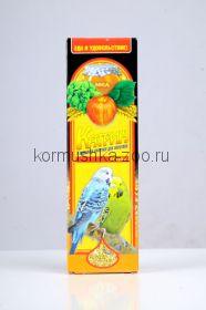 """""""Катрин"""" палочки для волнистых попугаев с яблоком"""