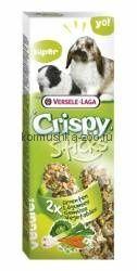 Versele-Laga палочки для кроликов и морских свинок с овощами