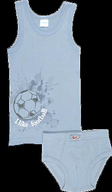 Комплект для мальчика Я люблю футбол