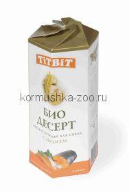 "TiTBiT Печенье с лососем ""Био десерт"""