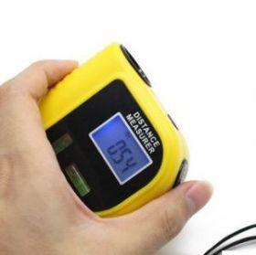 Компактный ультразвуковой цифровой дальномер