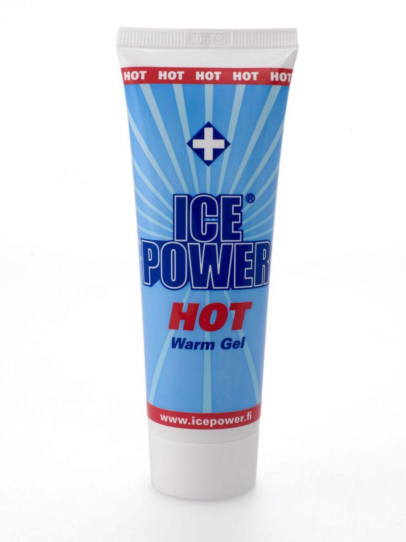 Разогревающий гель Ice Power HOT (75 мл.)