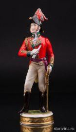 Генерал-лейтенант, 1815, Rudolf Kammer, Rudolstadt, Фолькштедт (Volkstedt), Германия