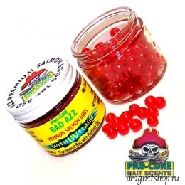 Аттрактант-икринки Bad Azz Salmon Eggs 1oz.
