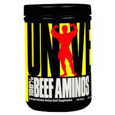 Universal Nutrition 100% Beef Aminos (400 табл.)