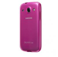 Накладка Samsung Protective Cover для Samsung Galaxy Сore - Pink
