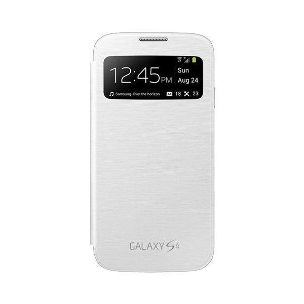 Чехол Samsung SView Cover для Samsung GT- I9500 Galaxy S4 - White