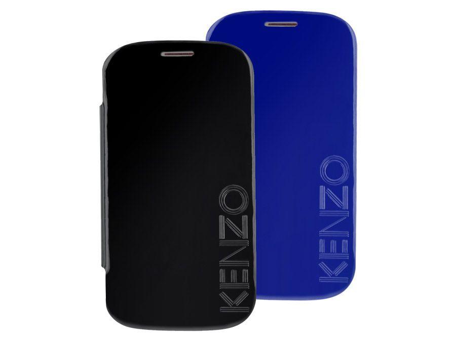 Чехол  Kenzo Glossy для Samsung GT-I9500 Galaxy S4 - Black
