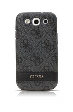 Накладка GUESS Hard Case  для Samsung GT-I9300 Galaxy S III - Black