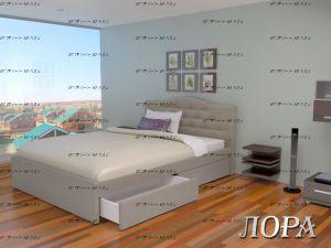 Кровать Лора  (ВМК Шале)