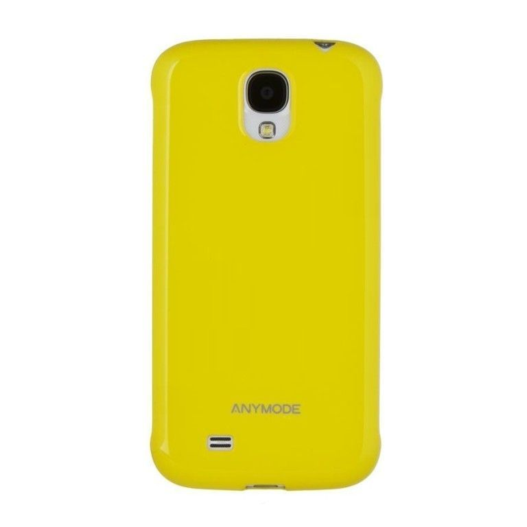 Накладка Animode Hard Case для Samsung GT- I9500 Galaxy S4 - Yellow