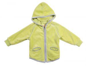 Куртка детская велюровая 8051 Венейя