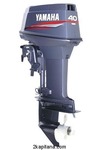 Лодочный мотор Yamaha (Ямаха) 40VEOS