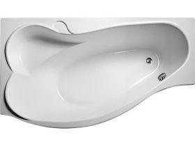 Акриловая ванна 1Marka Gracia 160x95 L без гидромассажа
