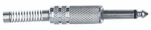 PROEL S210 Разъем TS ¼ Jack (6, 32 мм) male, моно