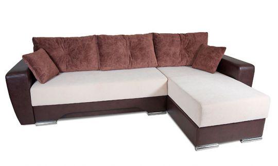 """Угловой диван """"Еврошаг"""""""