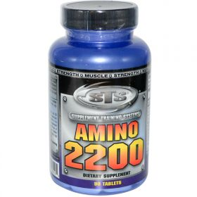 Supplement Training Systems Amino 2200 (90 табл.)