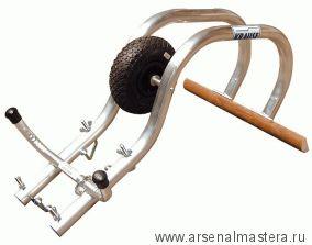 Передвижная перекидная скоба (перебрасываемая дуга с роликом) Krause