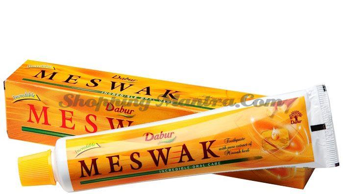 Зубная паста Месвак Дабур (Dabur Meswak Tooth Paste)