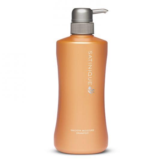 SATINIQUE Увлажняющий шампунь для придания волосам гладкости 750 мл.