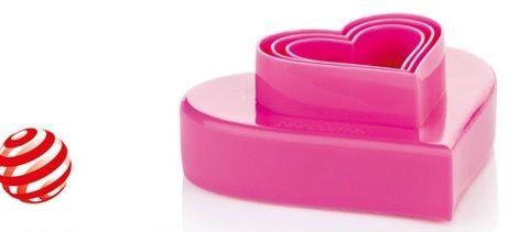 Формочки сердечки 6 размеров 630862