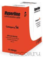 Hyperline UTP4-C5e-SOLID-GY