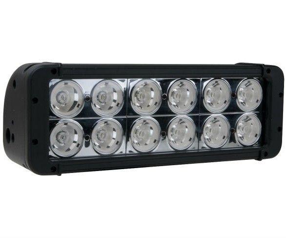 Двухрядная светодиодная LED балка - 120W CREE