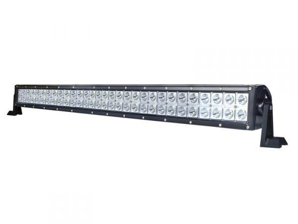 Двухрядная светодиодная LED балка - 180W 3000K/6000K (БЕЛЫЙ/ЖЕЛТЫЙ) КОМБО