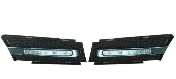 Дневные ходовые огни BMW E90 2005-2008