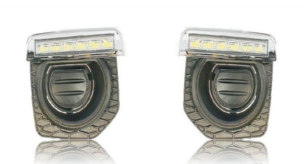 Дневные ходовые огни Land Rover Freelander 2