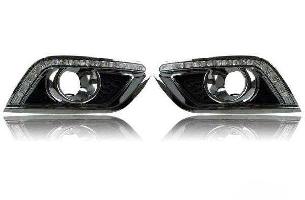 Дневные ходовые огни Opel Mokka T2
