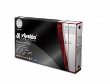 Биметаллический радиатор Vivaldo Platinum 350/85 1 секция