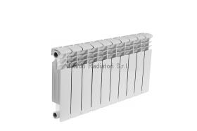 Биметаллический радиатор Vivaldo Platinum 350/85 4 секции