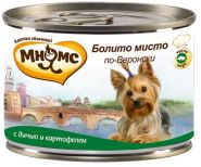 МНЯМС Болито мисто по-веронски с дичью и картофелем (200 г)