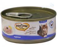 Мнямс Консервы для котят Курица в нежном желе (70 г)