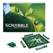 Настольная игра Scrabble (Скрэббл) /Эрудит Mattel