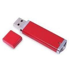 4GB USB-флэш накопитель Apexto U206A, Красный