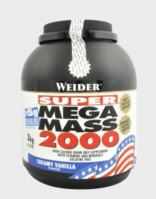 Weider Mega Mass 2000 (3000 гр.)