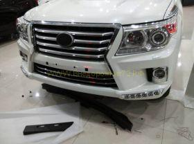 Бампер передний LX VIP для Toyota Land Cruiser 200