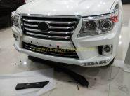 Аэродинамический обвес LX VIP для Toyota Land Cruiser 200