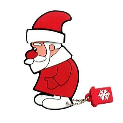 8GB USB-флэш накопитель Apexto Дед Мороз, OEM